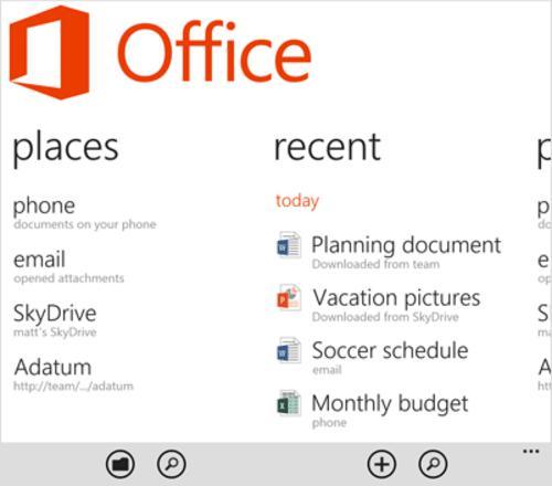 tech tips, tips, windows phone 8, windows phone 8 tips, office hub, windows phone, windows phone tips, mobile
