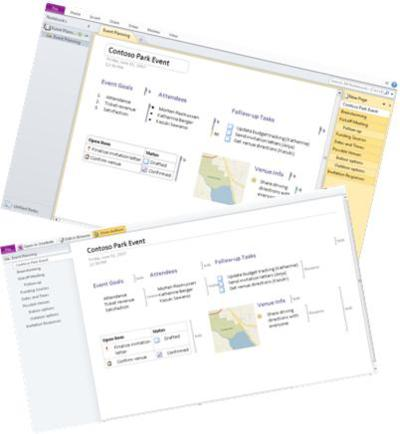 tech tips, tips, onenote web app, onenote tips, sky drive, share on skydrive