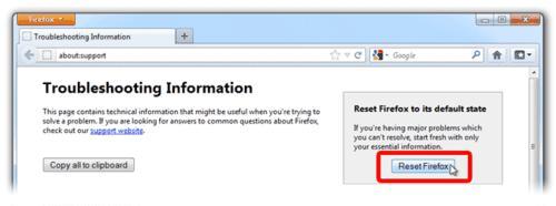 browser, Firefox, firefox tips, internet, reset firefox, tech tips, tips