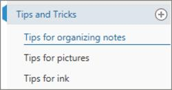 tech tips, tips, onenote tips, ms onenote, skydrive