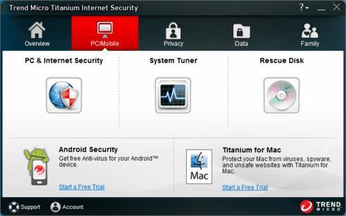 giveaway, giveaways, antivirus, Trend Micro Titanium internet security