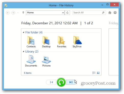 tech tips, tips, windows, windows 8, config windows 8, file history, file recovery