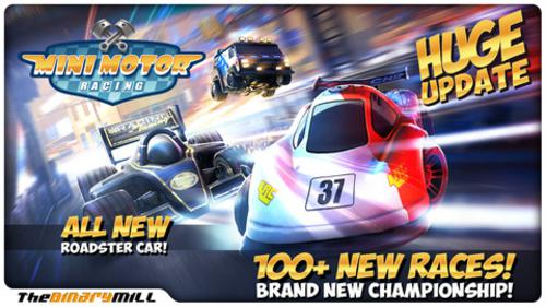 free apps, free games, games, iOS, iOS apps, iOS games, Ipad, Iphone, iPod touch, mobile game, racing game