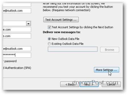 MS office, MS outlook, tech tips, tips, outlook.com, outlook tips, POP3 setting, SMTP setting