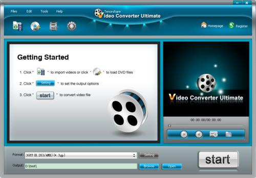 freeware, video converter, video tool, media tool, multimedia