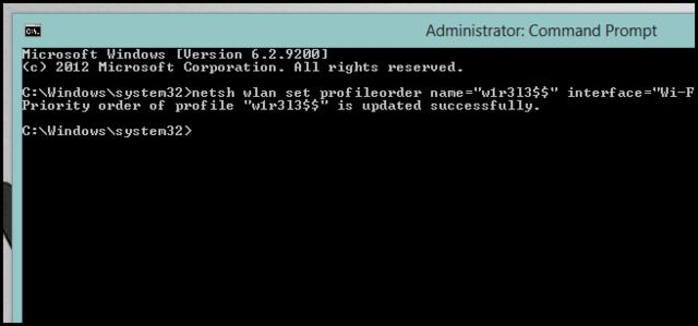 tech tips, tips, windows, windows 8, windows 8 tips, priority of wireless network