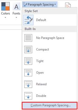 MS office, MS Word, office 2013, tech tips, tips, Word 2013, Word tips, change line spacing