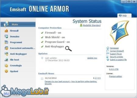 giveaway, giveaways, antivirus, anti-malware, emsisoft online armor