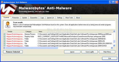 tech tips, tips, security, malwarebyte, anti-malware, remove malware, remove spyware