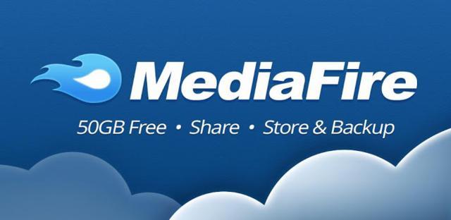 Mediafire app
