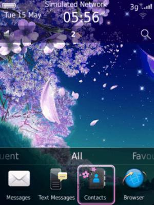 Blackberry, blackberry apps, Blackberry theme, mobile theme, mobile wallpapers