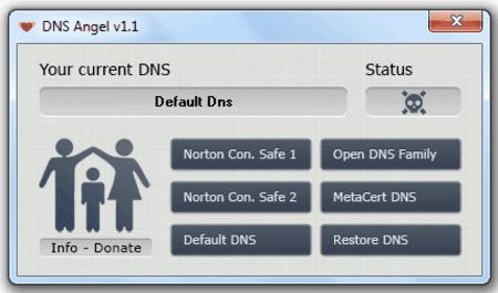 freeware, internet utilities, DNS software