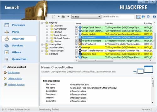 Anti Malware - emsisoft