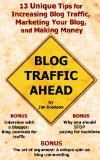 download ebooks, ebooks, free ebooks webmaster, SEO, 13 Unique Tips for Increasing Blog Traffic, Marketing Your Blog, and Making Money