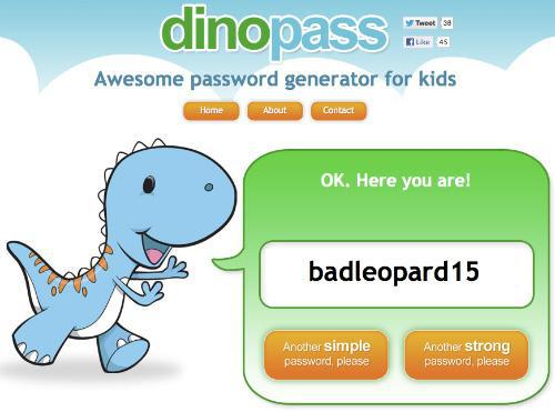 password tool, mobile apps