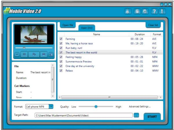 giveaway, giveaways, video tool, video converter, Mobile Video 2
