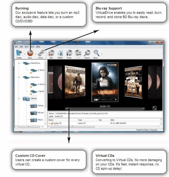 giveaway, giveaways, burner, media tool, iso tool, Virtual Drive