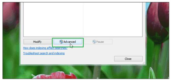 Encrypted Files Indexed In Windows 8