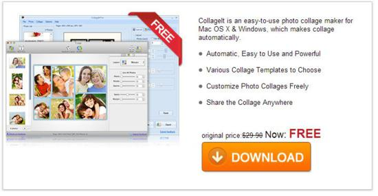 Get FREE CollageIt Pro for Mother's Day Giveaway