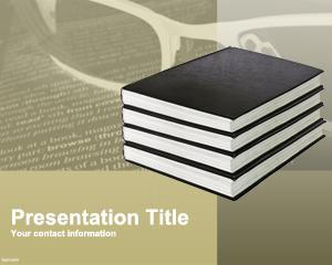 Literature PowerPoint Template
