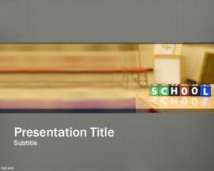 School Planning PowerPoint Template