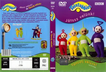 Teletubbies Full 9 DVD ISO