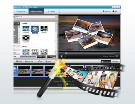 Wondershare DVD Slideshow Builder Standard 6.1.11
