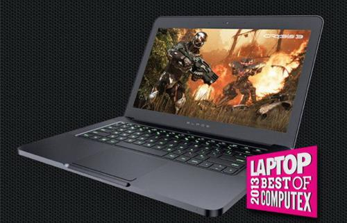 Best Laptop - Razer Blade 14 - computex 2013