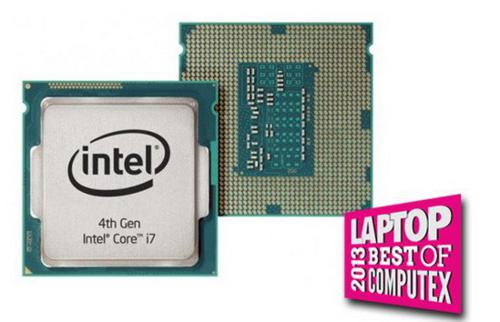 Best Tech - Intel fourth-generation Core (Haswell) - computex