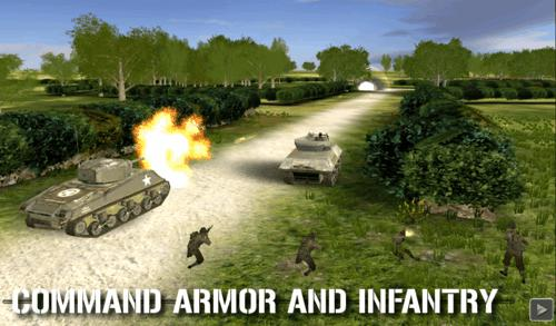 FREE Combat Mission -Touch for Android