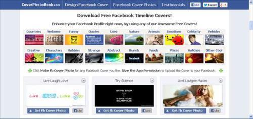 CoverPhotoBook-download facebook covers