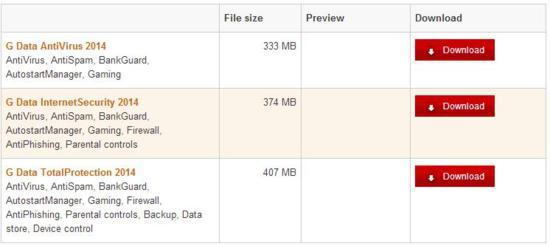 Download G Data Internet Security 2014