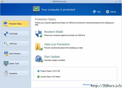 USB Disk Security 6.3.0.10