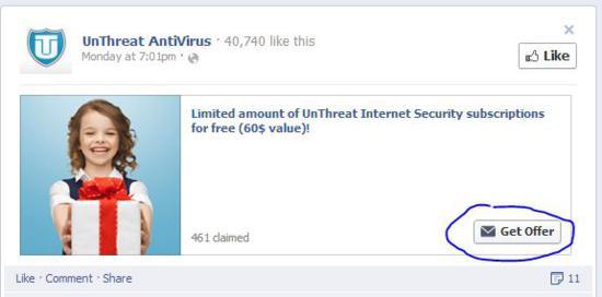 Unthreat Internet Security 2013