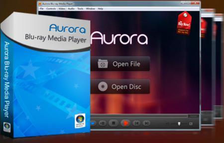 Aurora media Blu-ray player