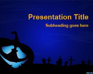 Creepy PowerPoint Template