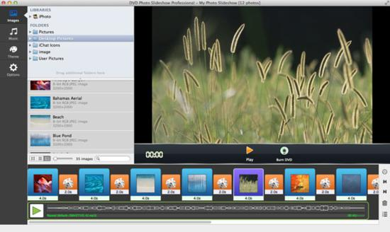 DVD Photo Slideshow for Mac 1.0