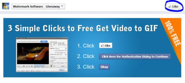 Giveaway of Video to GIF Converter 1