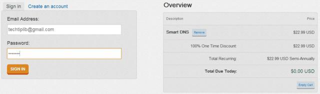 login - SmartyDNS
