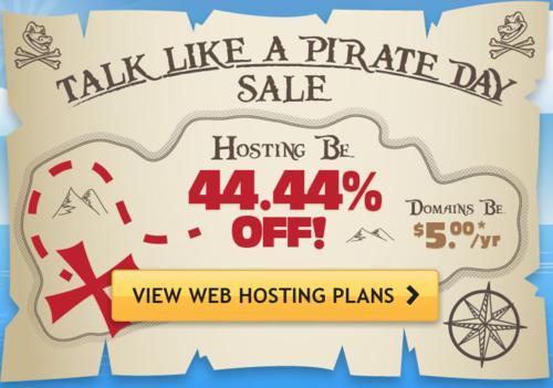 44.44 discount - Hostgator
