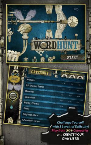 Word Hunt - 1