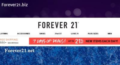 forever21.biz
