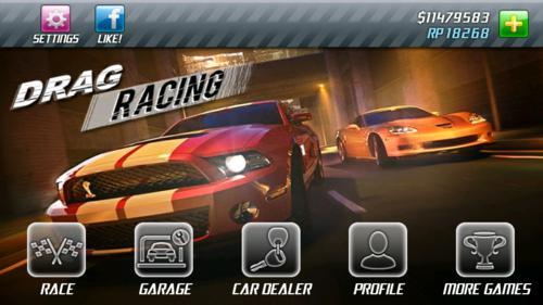 Drag Racing free racing game for Android screenshot 2