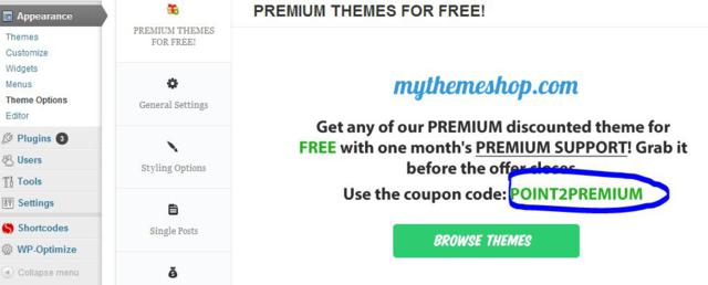 FREE premium theme from Mythemeshop