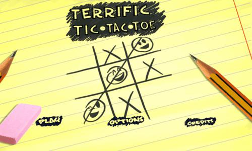 Terrific Tic Tac Toe HD 1
