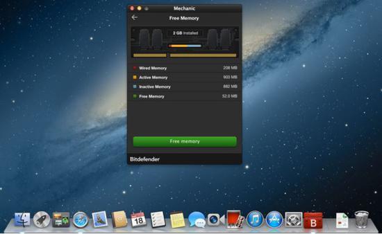 The Bitdefender Mechanic for MAC