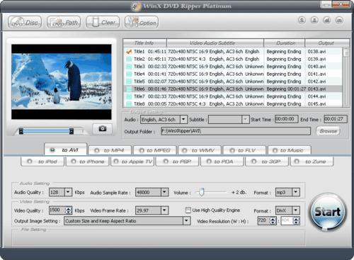 Get FREE WinX DVD Ripper Platinum