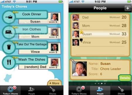 Chore Hero screenshot