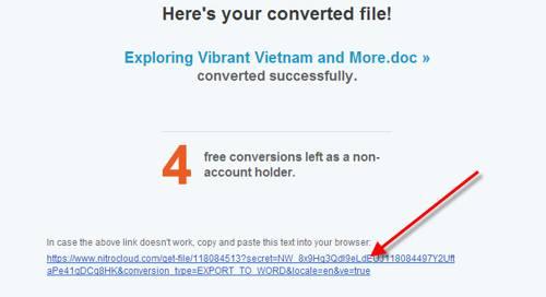 primopdf onlind pdf converter-email-result