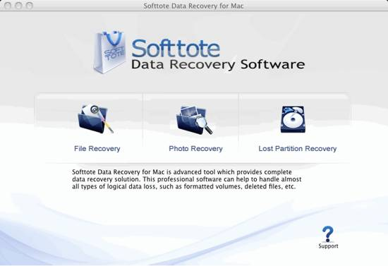 softtote-mac-data-recovery-screenshot